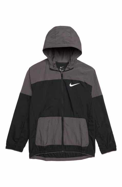 e7f2ee43128f Nike Dry Hooded Jacket (Little Boys   Big Boys)