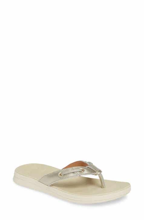 1762f8f57bf8 Metallic Sperry Top-Sider for Women