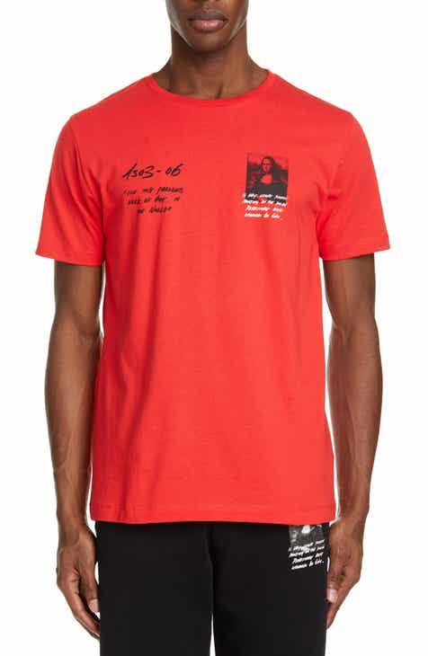 Off-White Monnalisa Graphic T-Shirt