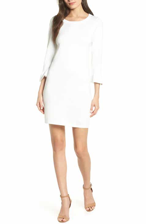 BB Dakota Now or Never Ruffle Sweater Dress by BB DAKOTA