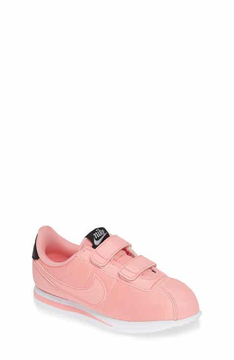 c0bb82beca4d Nike Cortez Basic TXT VDAY Sneaker (Toddler   Little Kid)