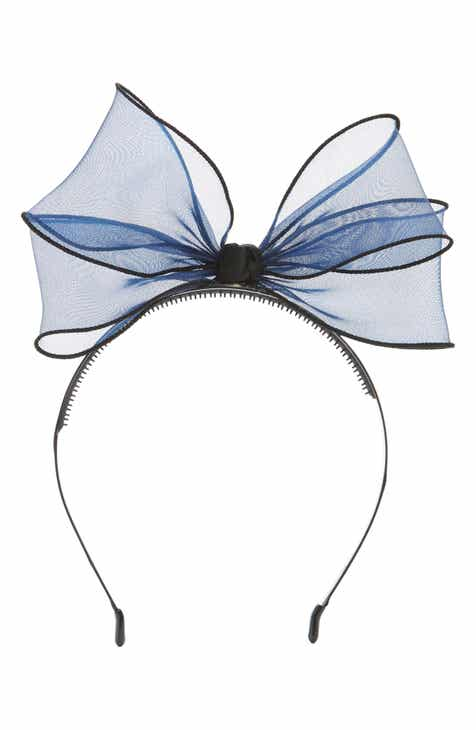 Mani?re Ribbon Bow Headband (Girls)
