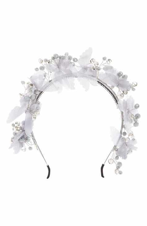 Mani?re Butterfly Beaded Headband (Kids)