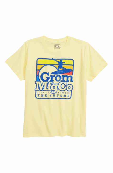Grom Sunset T-Shirt (Little Boys & Big Boys)