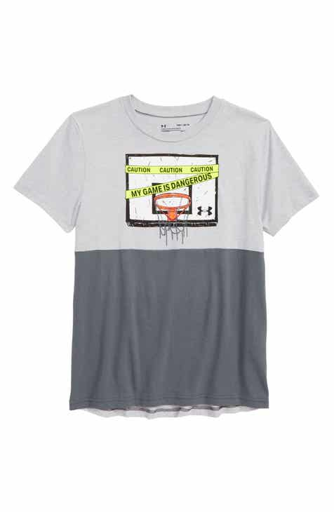 Under Armour My Game Is Dangerous Graphic T-Shirt (Big Boys)