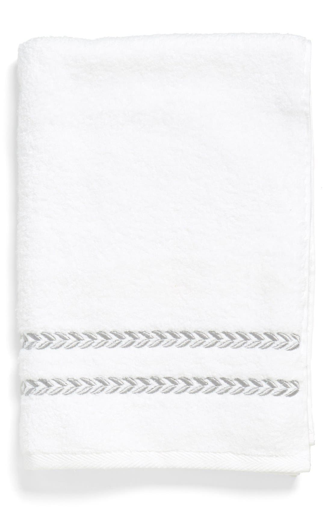Alternate Image 1 Selected - Dena Home 'Pearl Essence' Hand Towel