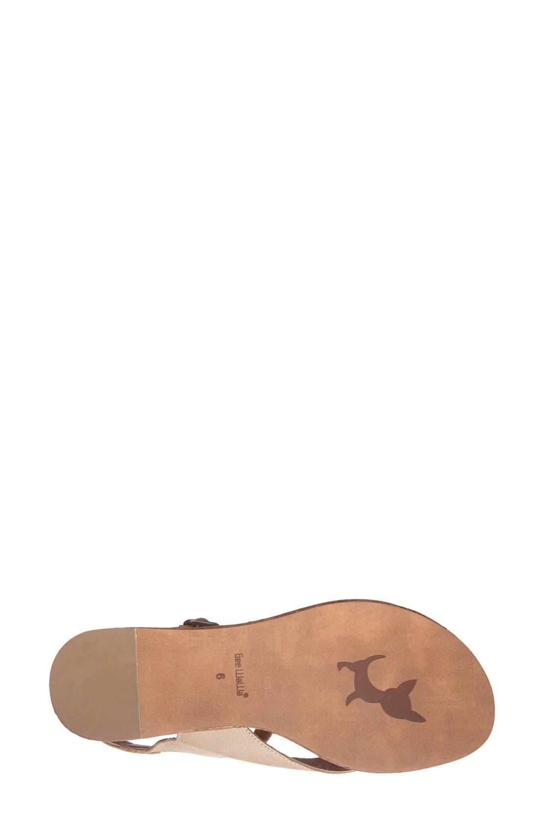 Alternate Image 4  - Gee WaWa 'Montana' Leather Sandal (Women)