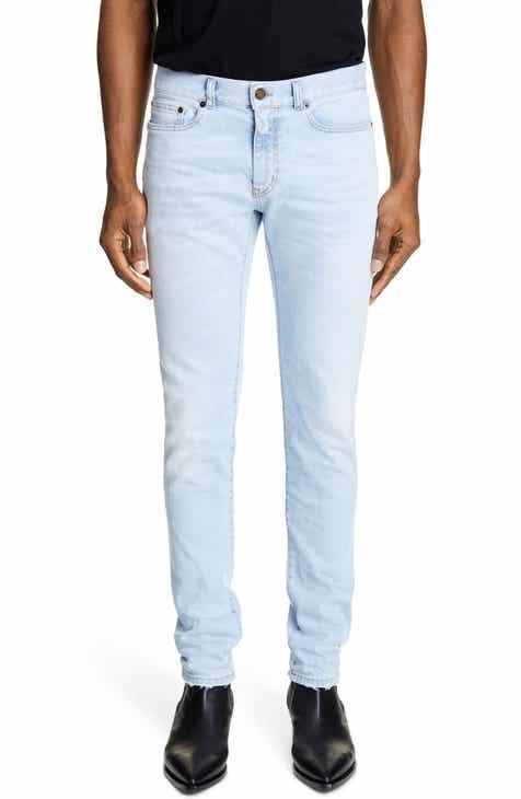 6f3ecec2a04 Saint Laurent Slim Fit Jeans