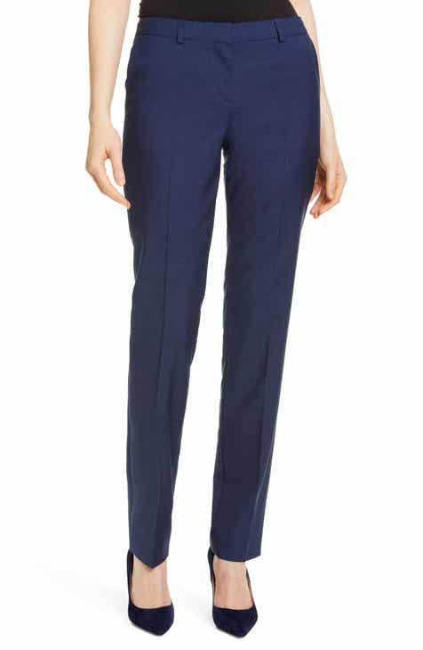 Joie Braden Crop Linen Blend Pants by JOIE