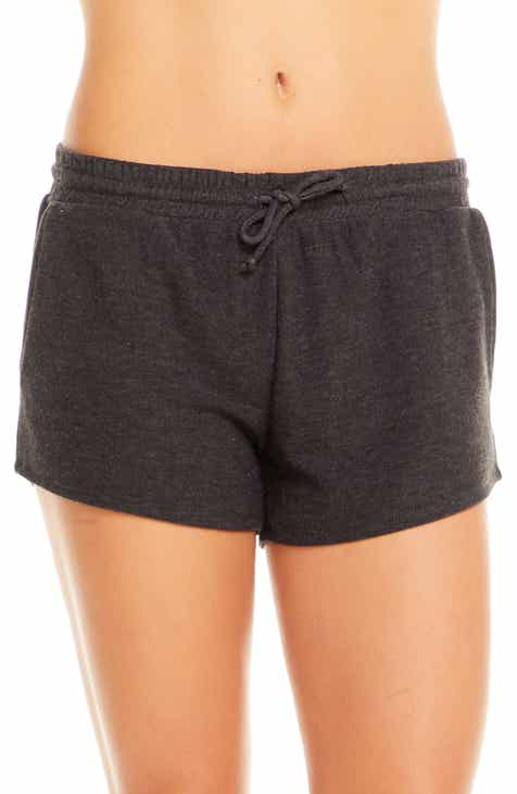 Chaser Cozy Knit Lounge Shorts by CHASER