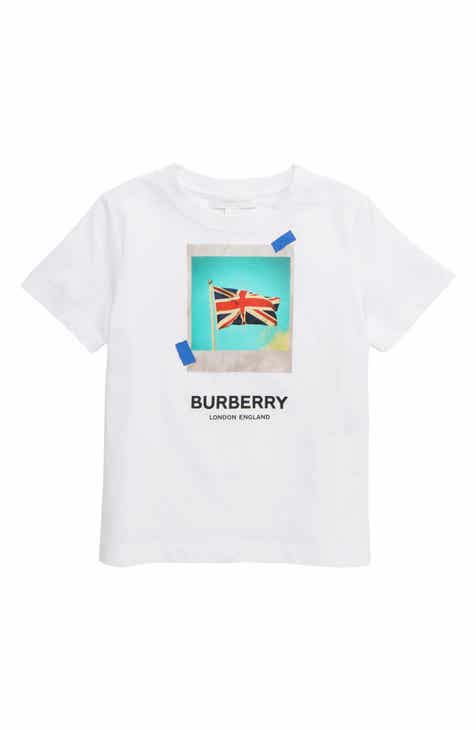 554077705579b Burberry Photo Flap Graphic T-Shirt (Toddler Boys