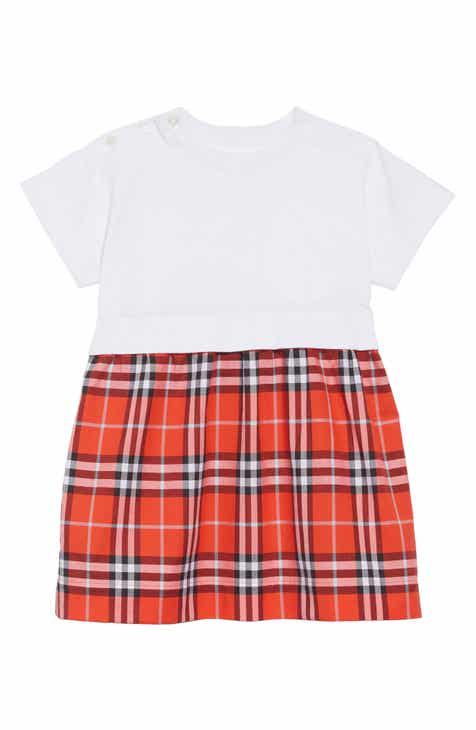 3089a734273 Burberry Vintage Check Popover Dress (Toddler Girls