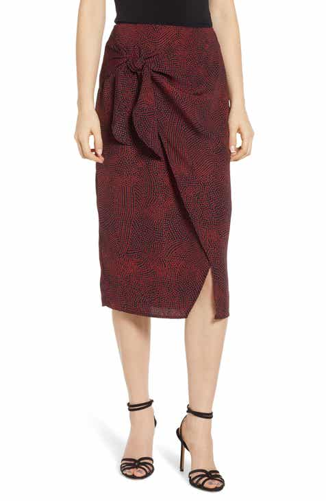 rag & bone Tia Midi Skirt by RAG AND BONE