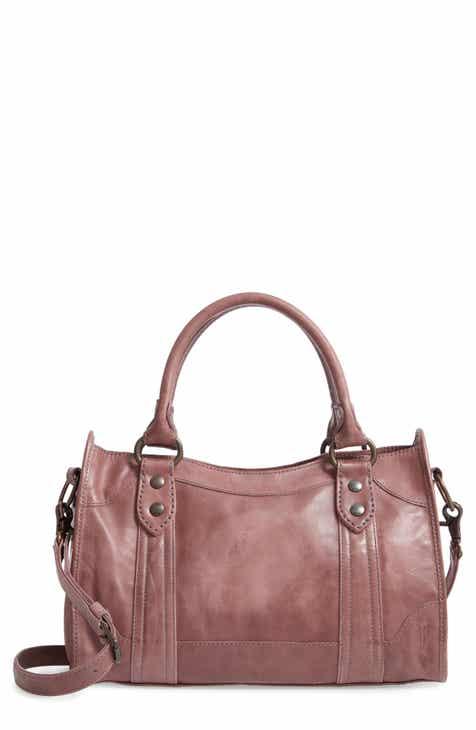 8fe2ab4594a Frye  Melissa  Washed Leather Satchel
