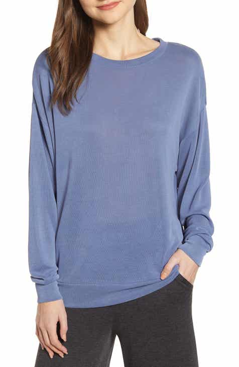 e460c9b2df686 Lou   Grey Sandwashed Top
