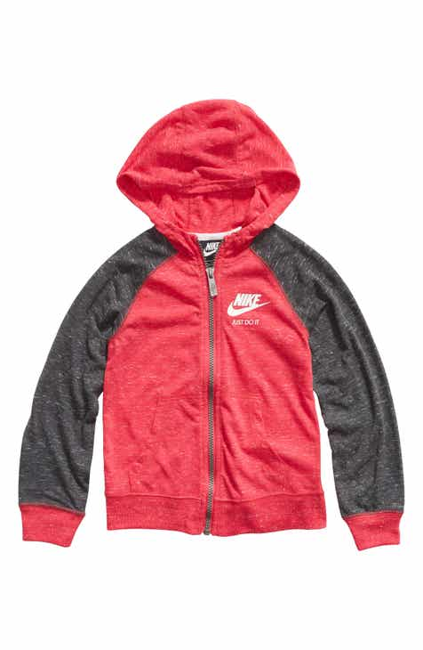 42d7ccb1 Nike Vintage Zip Hoodie (Toddler Girls & Little Girls)