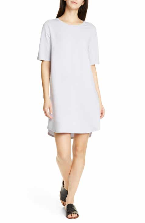 Sam Edelman Pleat Sleeve Shift Dress by SAM EDELMAN