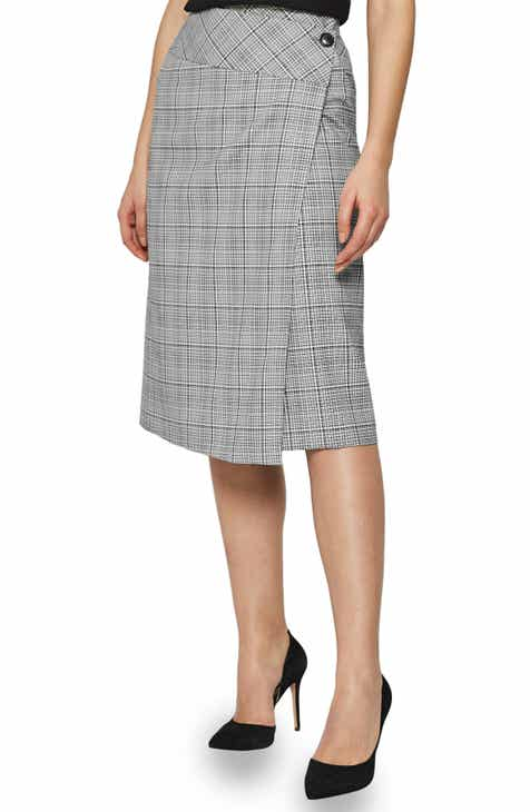 Reiss Alenna Wrap Skirt by REISS