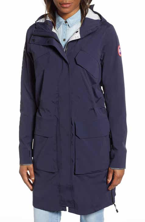 7ed059da7ade Canada Goose Seaboard Packable Water Repellent Hooded Jacket