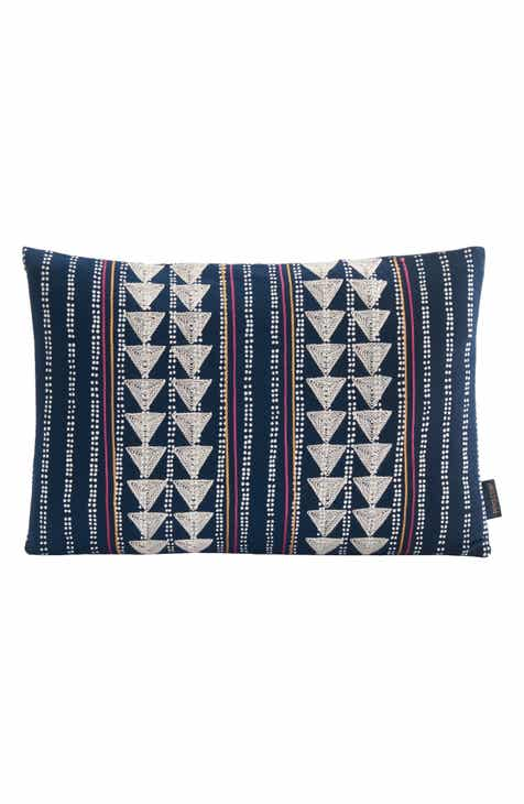 Pendleton Embroidered Print Accent Pillow 0d53dfcb41