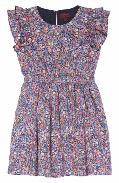 bf54ffa5f04 crewcuts by J.Crew Kristie Liberty® Print Dress (Toddler Girls