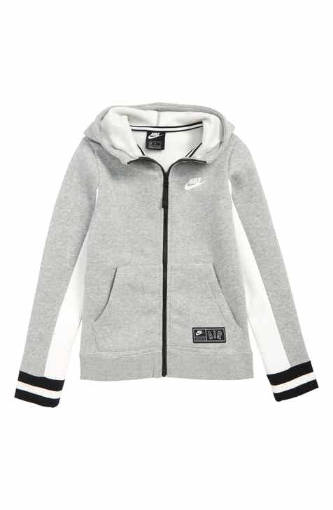f000b9f8fbba Nike Air Zip Hoodie (Little Boys   Big Boys)