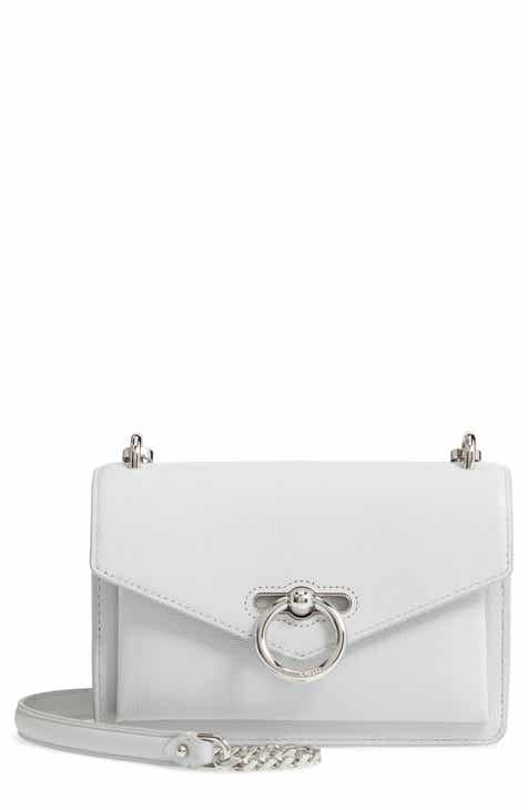 b116185118d91 Rebecca Minkoff Jean Leather Crossbody Bag