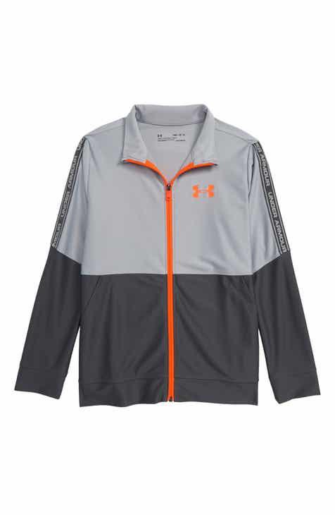 56905b9ce5ba Under Armour Prototype HeatGear® Full Zip Jacket (Big Boys)