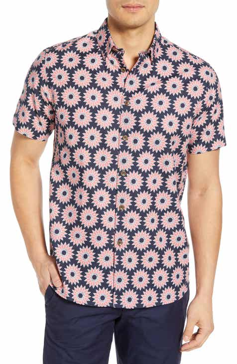 a3e427493 Ted Baker London Men s Casual Button-Down Shirts Clothing