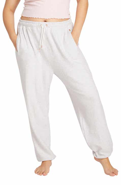 Volcom Lil Fleece Pants (Plus Size)