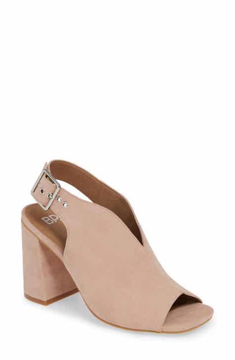 2c151251abf Women s Beige Heeled Sandals