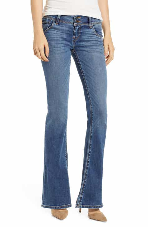 JEN7 by 7 For All Mankind Crop Fringe Hem Jeans (Sunset) by JEN7 BY 7 FOR ALL MANKIND