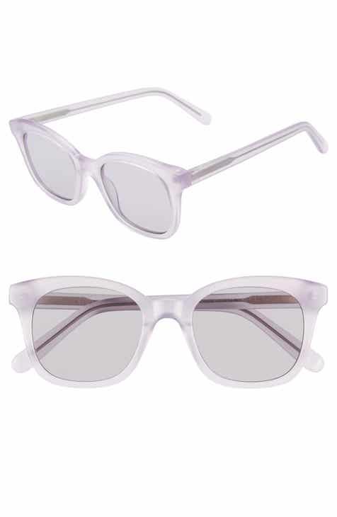de9cef0c2f0c Madewell Venice 49mm Flat Frame Sunglasses
