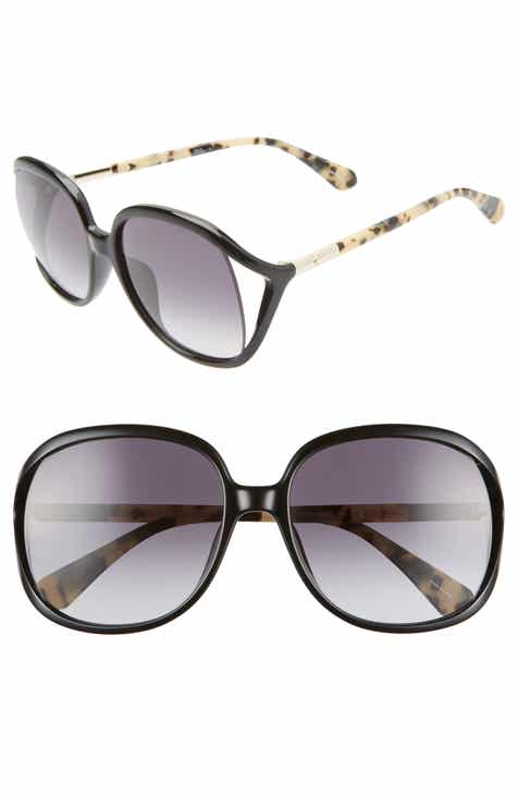0de2fb24947cf kate spade new york mackennas 58mm gradient square sunglasses