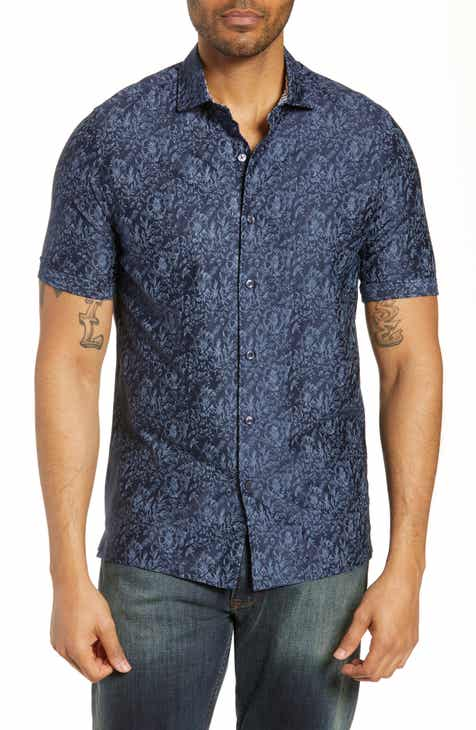 Bugatchi Men S Fashion Shirts Shoes Nordstrom