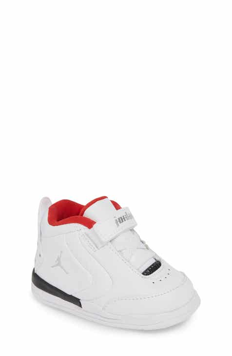2adb5f339b2478 Jordan Big Fund Mid Top Basketball Sneaker (Baby