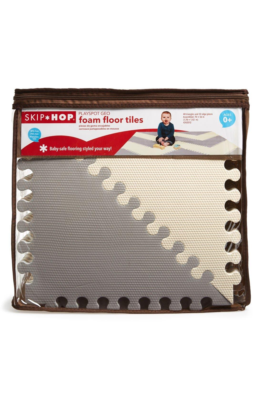 Alternate Image 2  - Skip Hop 'PLAYSPOTS' Foam Floor Tiles