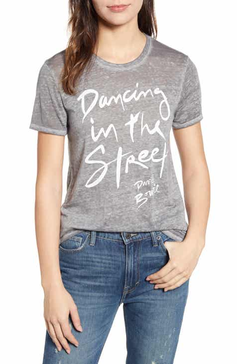 38669522549a0 Lucky Brand Dancing in the Street Graphic T-Shirt