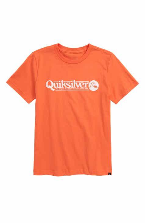 1a2db3ac222 Quiksilver Art Tickle Graphic T-Shirt (Big Boys)