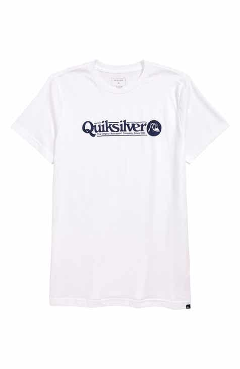 9f898283103dc Quiksilver Art Tickle Graphic T-Shirt (Big Boys)