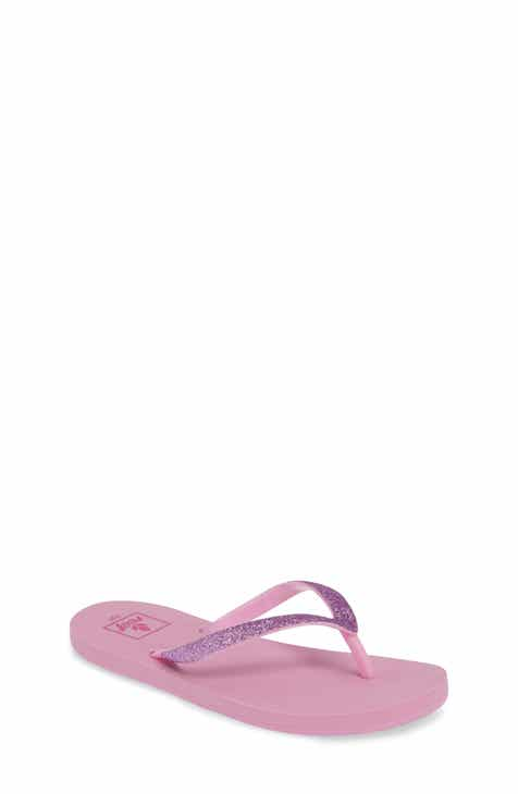 f7d4107036d4cb Reef Stargazer Glitter Flip Flop (Little Kid   Big Kid)