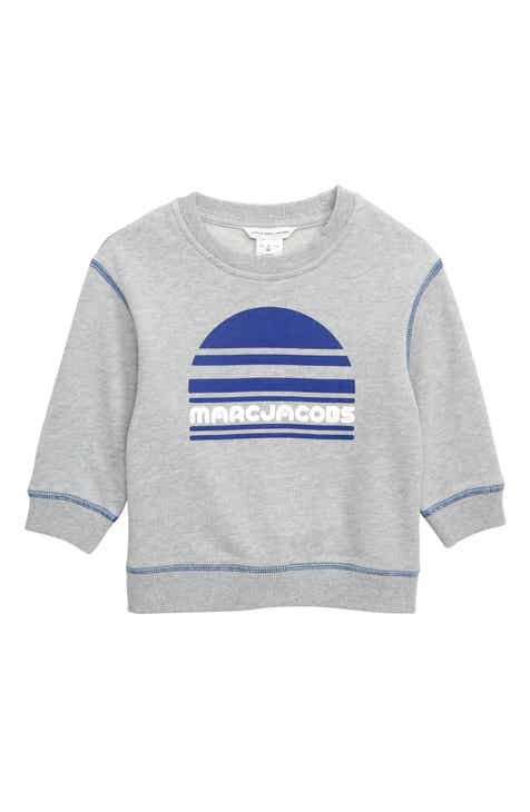 2791bc016f5 LITTLE MARC JACOBS Sport Logo Sweatshirt (Toddler Boys