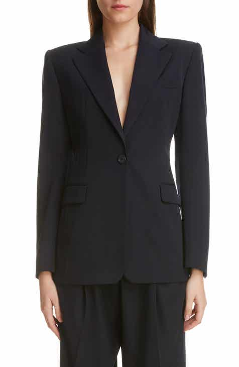 Dries Van Noten Barbilar Wool Blazer by DRIES VAN NOTEN