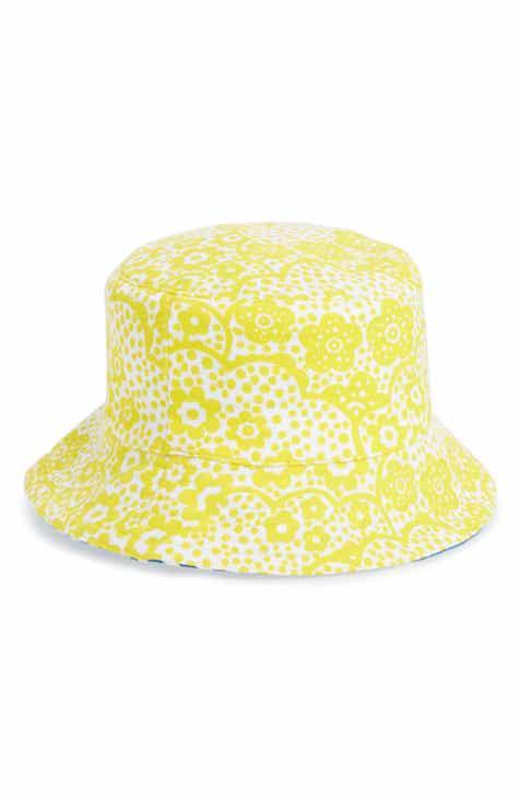 67d4453852136 Mini Boden Jersey Reversible Bucket Hat (Kids)
