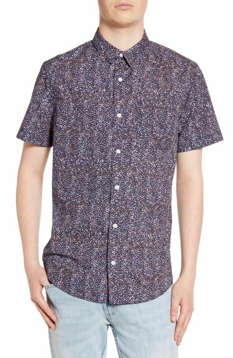 The Rail Print Woven Shirt