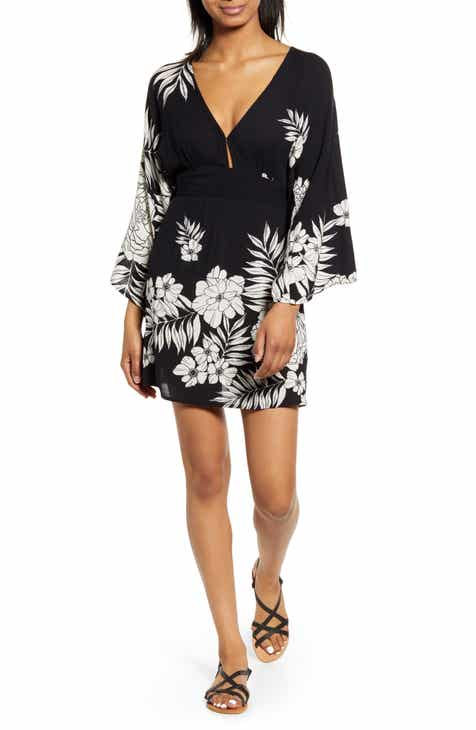 1a7ac782ee1 Billabong Take The Plunge Minidress