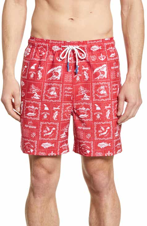 d7b5c915d0 Men's Red Swimwear, Boardshorts & Swim Trunks | Nordstrom