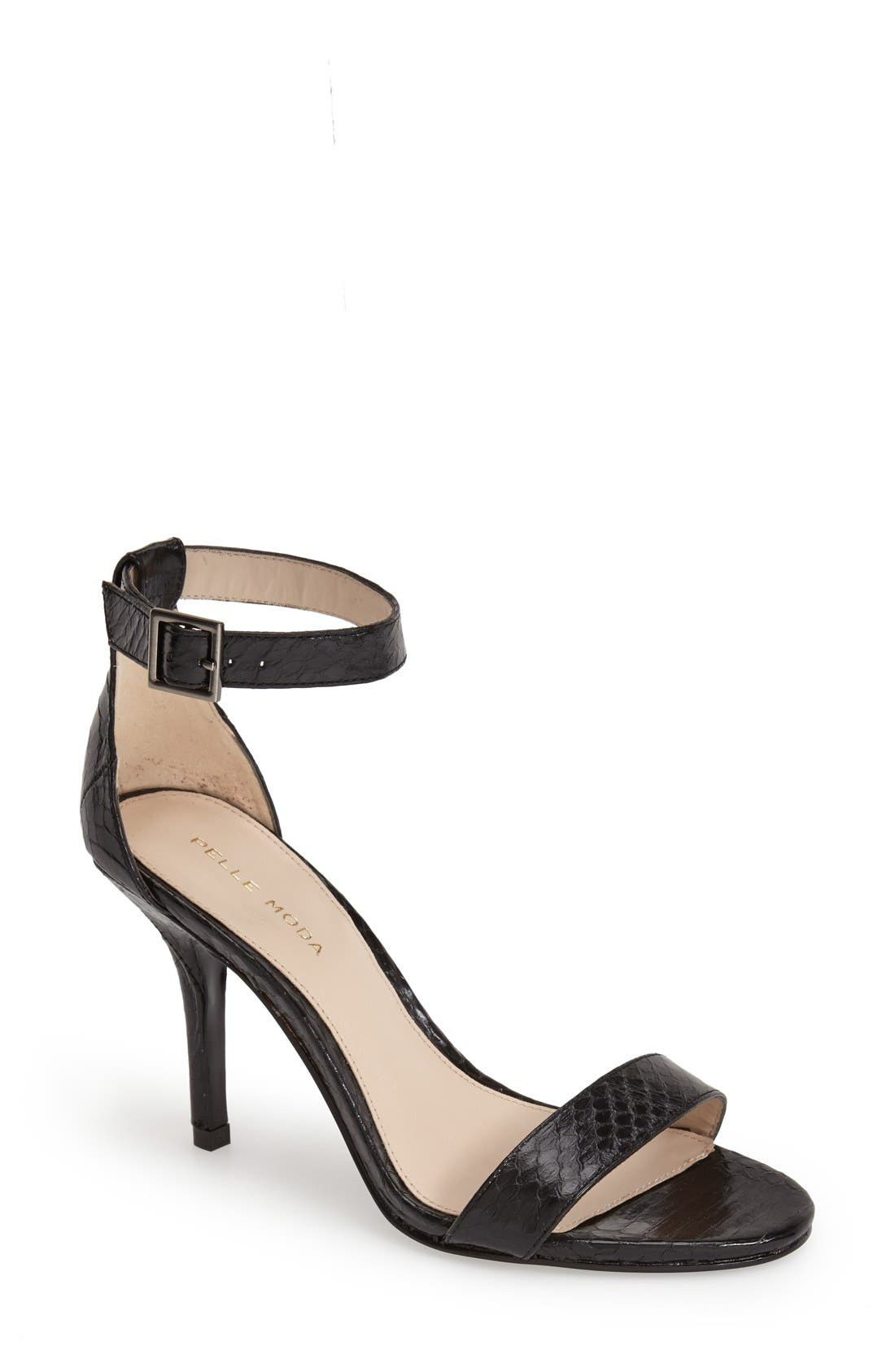 Alternate Image 1 Selected - Pelle Moda 'Kacey' Sandal (Women)