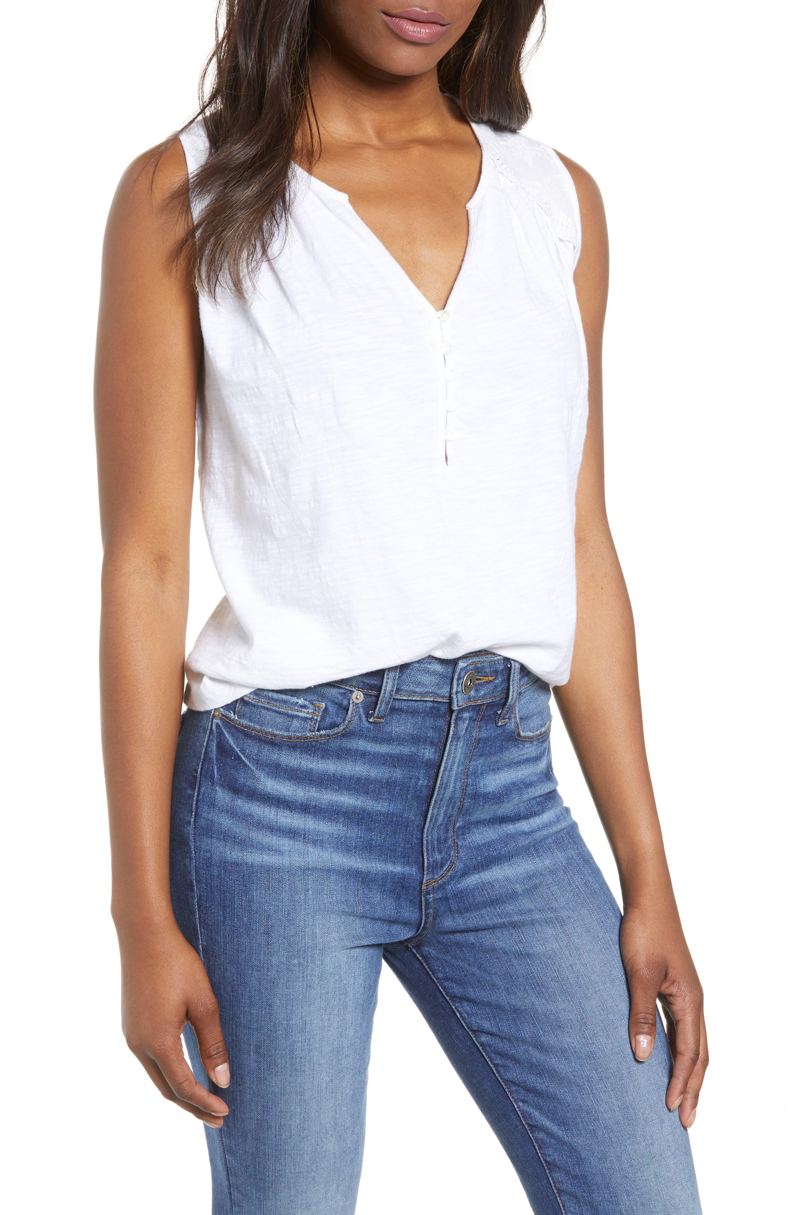 a910a039d4e523 Women's Lucky Brand Tops | Nordstrom