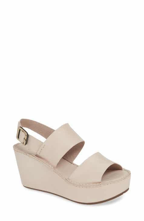 086569c944cb Chocolat Blu Wymen Platform Wedge Sandal (Women)